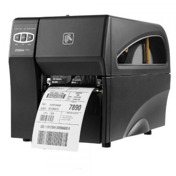 Drucker Zebra ZT220 203 dpi - max. Druckbreite 104 mm - Basisgerät
