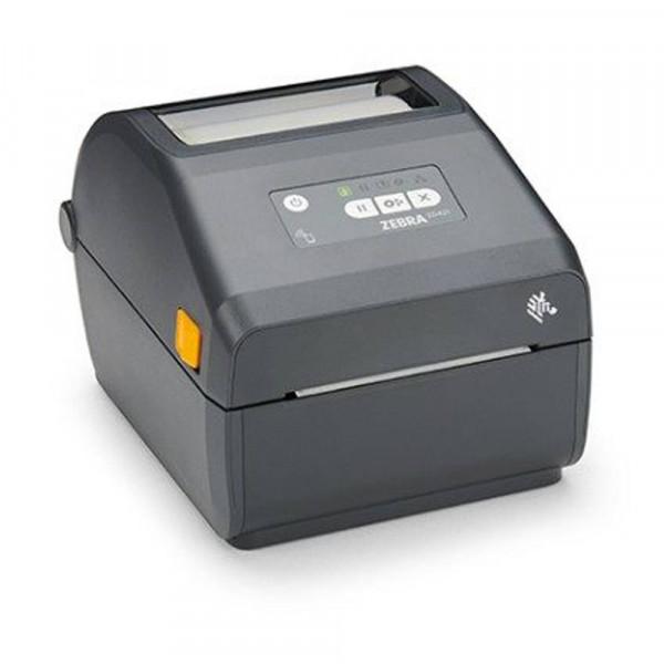 Zebra ZD421d 203 dpi - Thermodirektdrucker mit Abreißkante - max. Druckbreite 104 mm