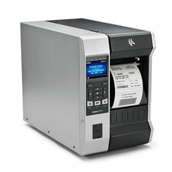 Zebra ZT610 203 dpi - LCD Display & Abreißkante - max. Druckbreite 104 mm
