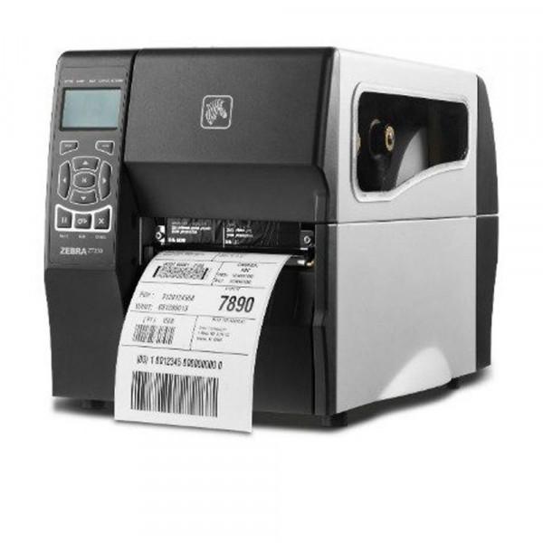 Zebra ZT230 203 dpi Basisgerät mit Abreißkante - max. Druckbreite 104 mm